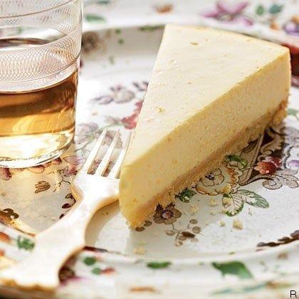 Satsuma orange cheesecake | Cheese cake | Pinterest