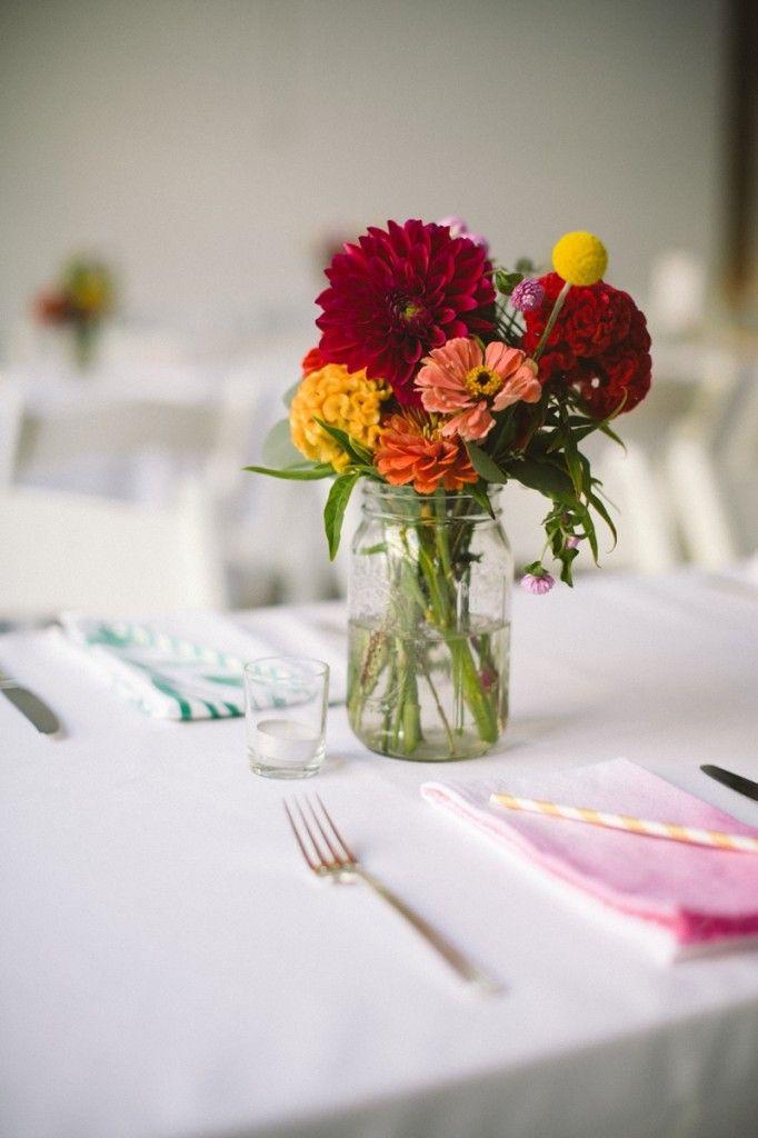 Falls Flowers September Wedding Plumb Wedding Pinterest