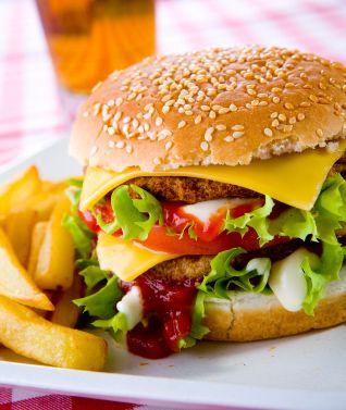 Sous Vide Burger (Serves 4) 1-1/2 pounds (680 g) ground bison or lean ...