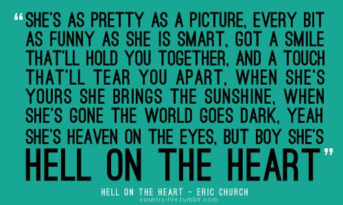 Eric Church <3