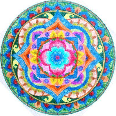 Designing a mandala tattoo