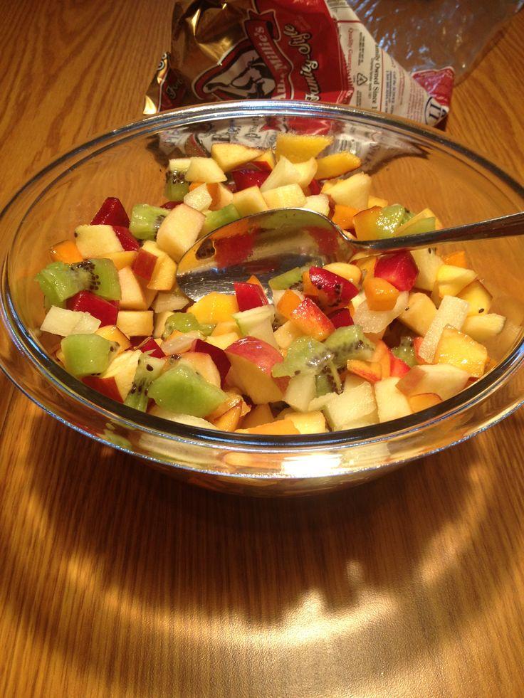 filipino fruit salad homemade healthy fruit snacks
