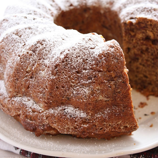 Persimmon Cake | Desserts | Pinterest