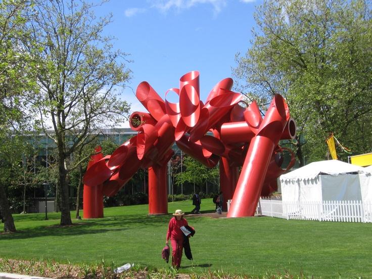 Seattle Sculpture Garden Life Is Art Pinterest