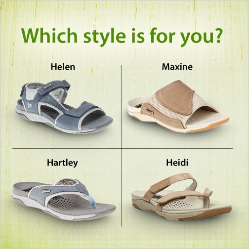 Which Propét Rejuve sandal style is for you?