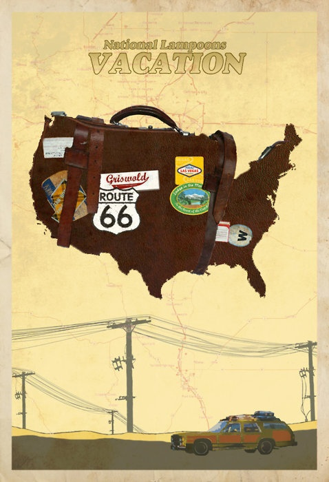 National Lampoon S Vacation 1983 Flix Pinterest