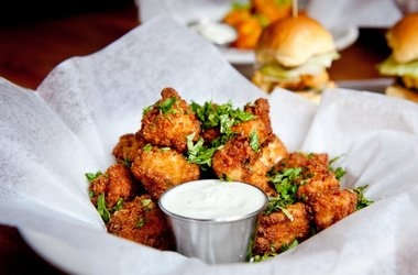 Chipotle Popcorn Chicken | It's What's For Dinner | Pinterest
