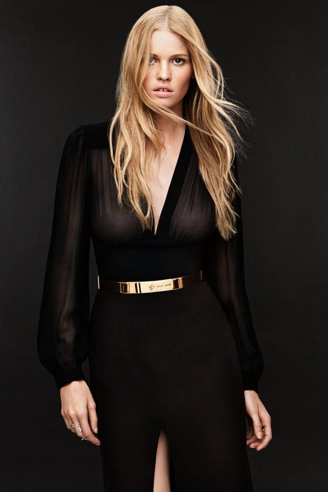 Lara Stone 2014 Interview - Model Lara Stone Talks About Rehab, Alcohol Abuse, and Family - Harper's BAZAAR Magazine