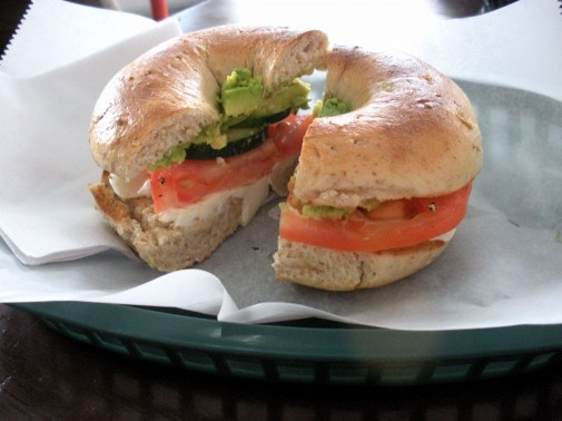 Cheese, Tomato & Tofu Sandwich With Avocados Recipes — Dishmaps