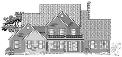 Hollow Crest House Plan   Free Online Image House Plans    Design With A Very plex Sense Of Style HOUSE PLANS Pinterest on hollow crest house plan