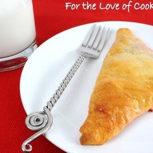 Turnovers-Cherry (quick) | Food-Pastries-Turnovers | Pinterest