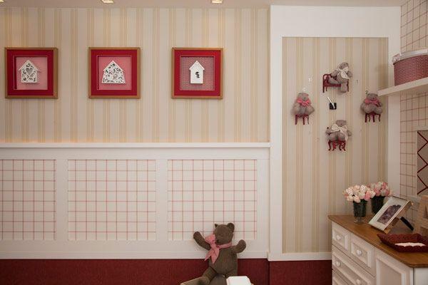 Faixa Para Quarto De Bebe Vermelho ~ quarto de menina bege e vermelho  For my daughter and my granddaught