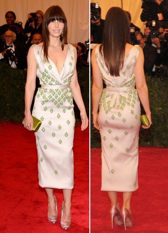 Looove this Prada dress-- I could rock that