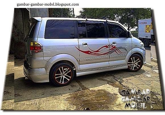 gambar modifikasi mobil apv arena | Suzuki | Pinterest