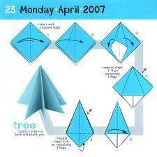 Origami christmas tree google search how to do origami pinte