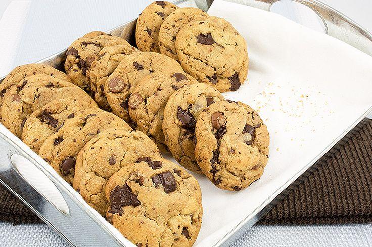 Jacques Torres's Secret Chocolate Chip Cookies Recipes ...