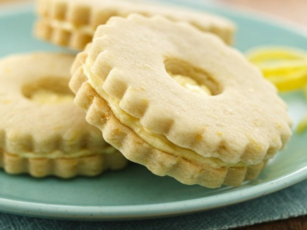 Lemon Sandwich Cookies | Recipe