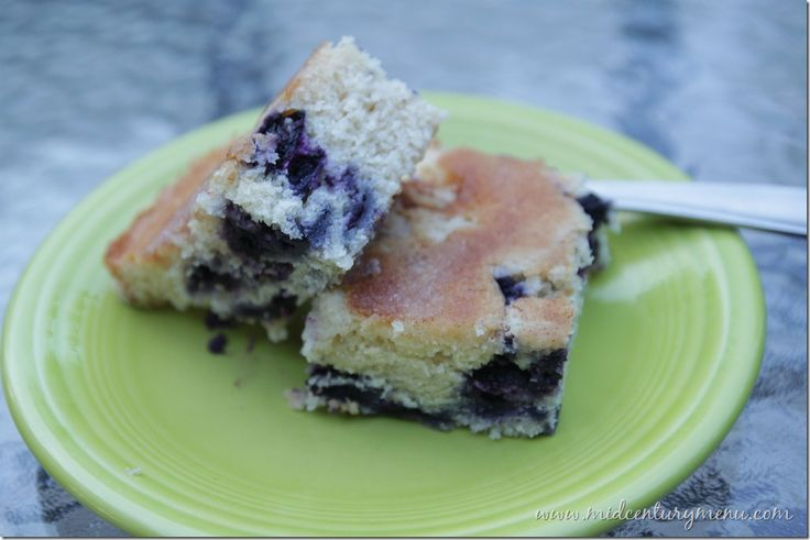 Blueberry Boy Bait – A Retro Recipe Test and includes the Cooks ...