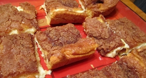 Sopapilla Cheesecake Pie | Yum! | Pinterest
