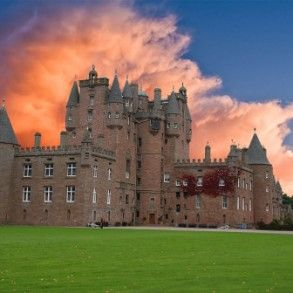 solo hd beats Glamis Castle Angus Scotland  Castles I want to see
