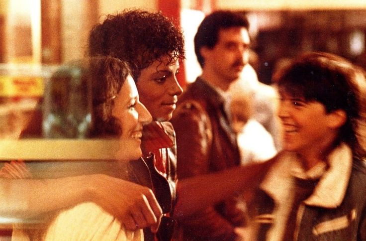 Thriller- behind the s...