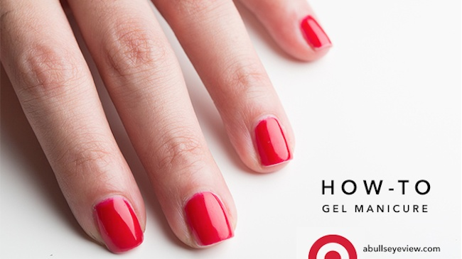 How to do a gel manicure at home | nails | Pinterest