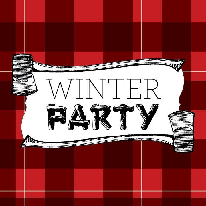 Winter Party | Winter wonderland | Pinterest