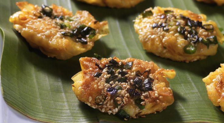 Smashed Shrimp Shumai Recipe..shrimp dumplings!