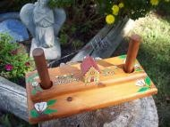 Price $35.00 - Welcome To visiting Paula Dean Please visit my Seller Storefront  Woodyswag Recycle 4 U  We go green Do you Primitive Country Kitchen Signed Art Wood Paper Napkin Holder  Amish Country Missouri find. Awesome primitive kitchen paper napkin holder. Hand painted with flowers, house on top and reads Wel...