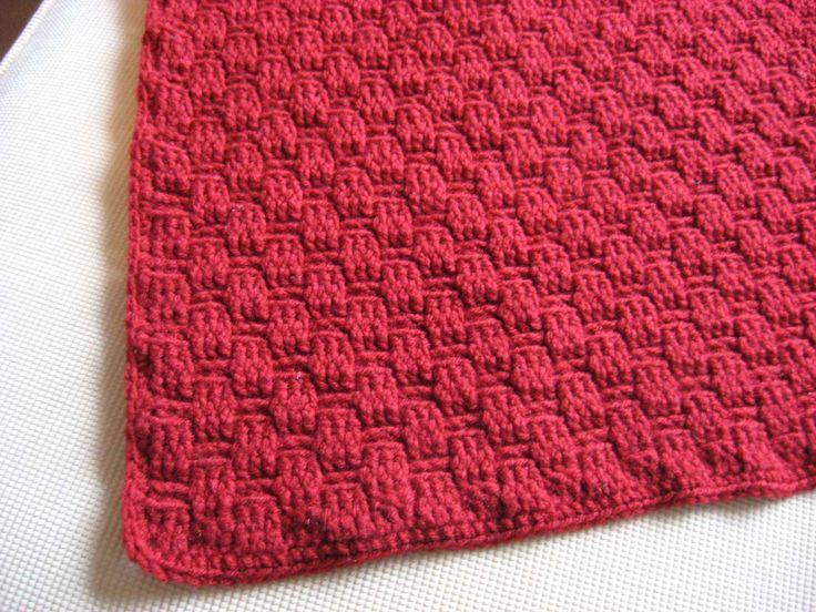 Basket Weave Afghan Crochet Pattern : Basket Weave Afghan Arts & Crafts Pinterest