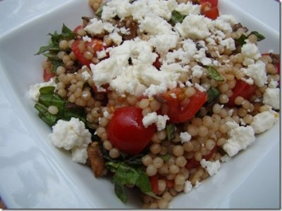 Israeli Couscous Spring Salad | Recipes | Pinterest