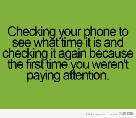 I am glad I'm not the only one who does this!
