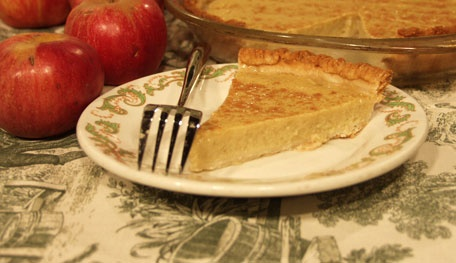 Applesauce Pie, next thing on the list to try.