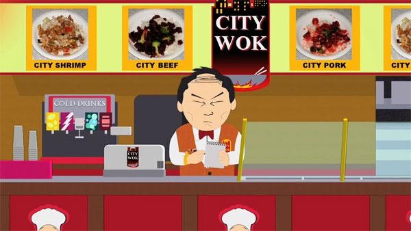 city wok south park