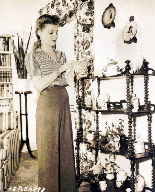 1940's fashion   Tumblr