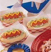 Hot Dog Cookies | Recipe