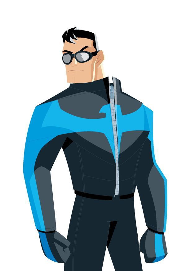 superhero character design awesome vector graphics Vector Superhero Art Superhero Silhouette