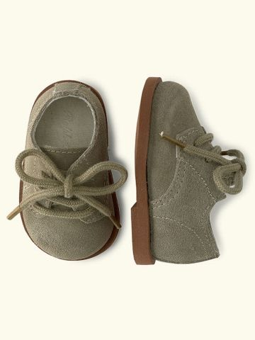 Baby Oxford shoes by Ralph Lauren