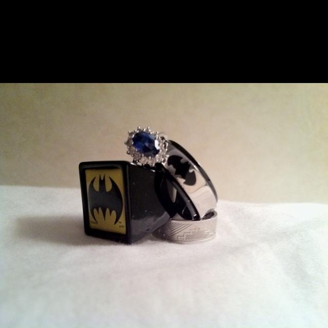 Similiar Batman Promise Rings Keywords
