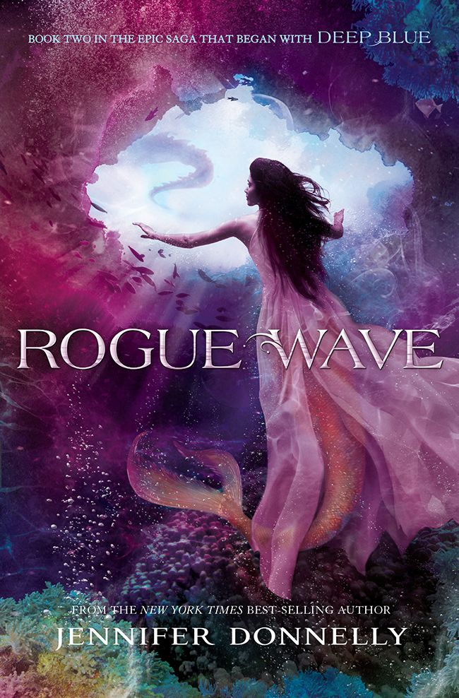 Rogue Wave (Waterfire Saga #2) by Jennifer Donnelly
