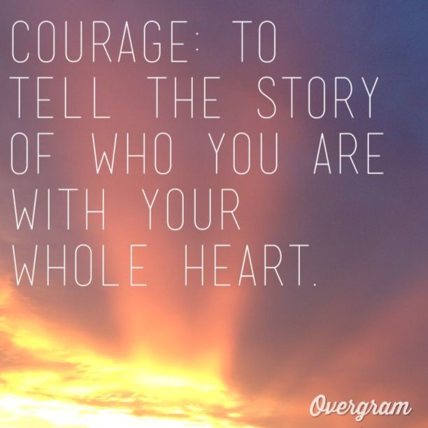 Courage Definition Essay
