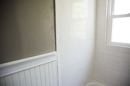 More Like This Subway Tiles Window In Shower And Tile