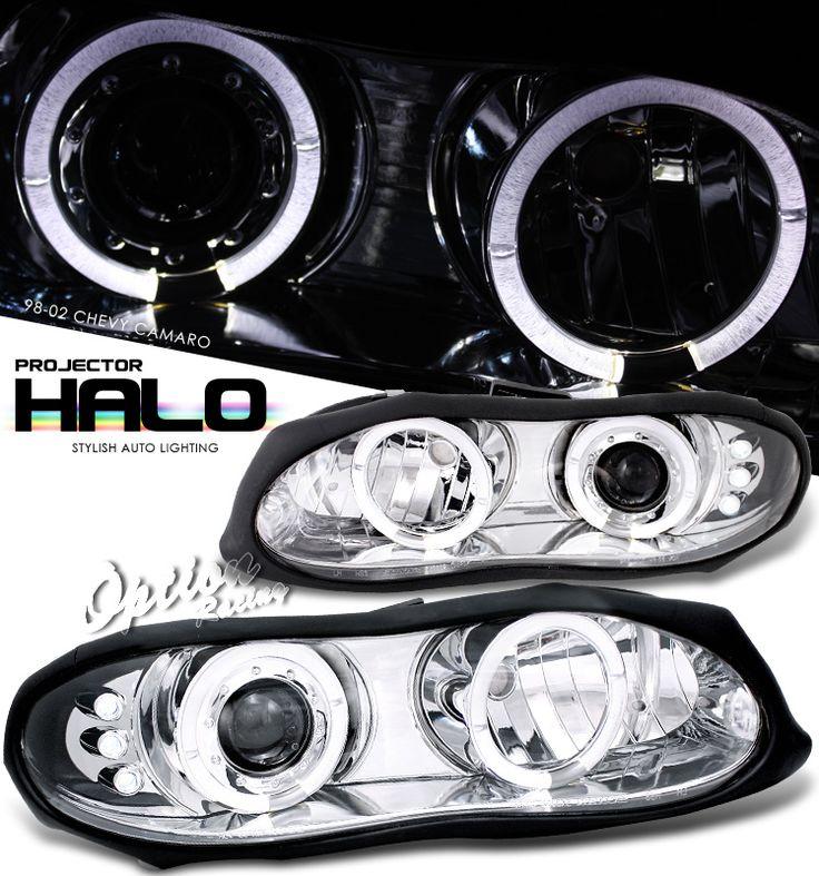 halo camaro headlights