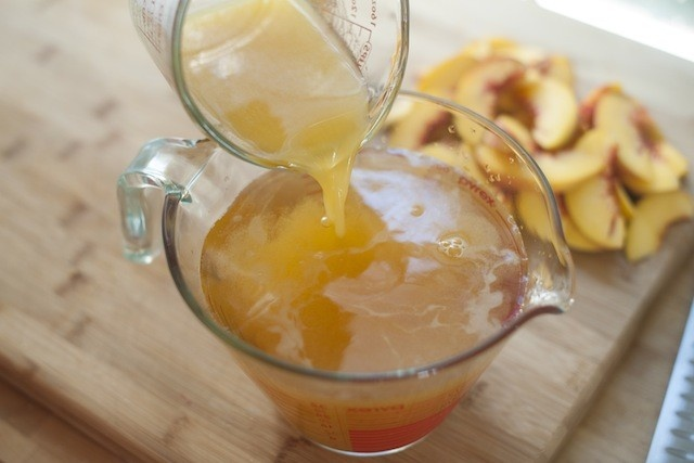 White Wine and Peach Sangria Recipe 1 | Wineries & Sippables ( yummy ...