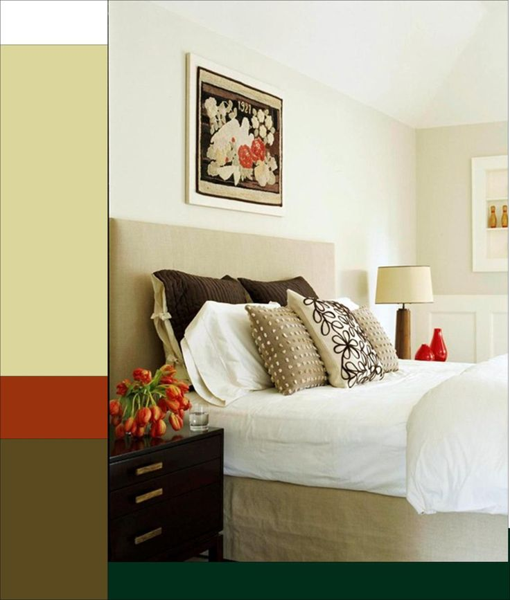 ask a decorating question working around a forest green carpet in a