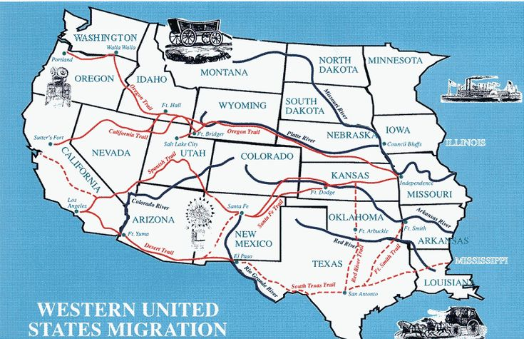 westward expansion in america in the During the 1800s, the united states expanded westward, across the mississippi river and eventually to the pacific ocean these western lands, already inhabited for.