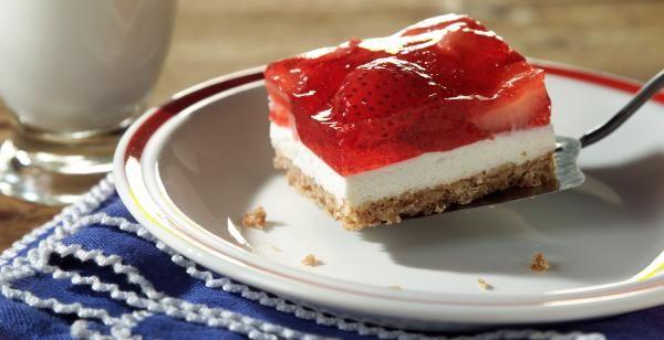 Strawberry Pretzel Squares Recipes — Dishmaps