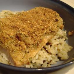 Alaska Salmon Bake with Pecan Crunch Coating Recipe - Allrecipes.com
