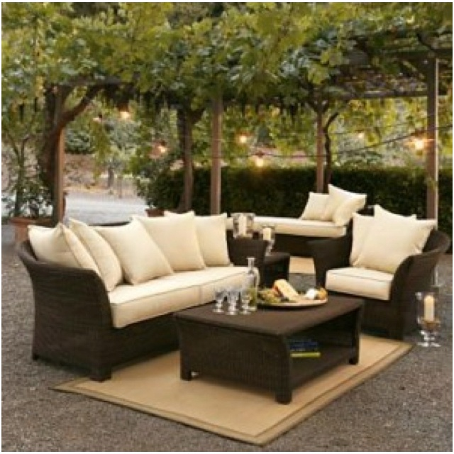Great outdoor furniture Home improvement ideas