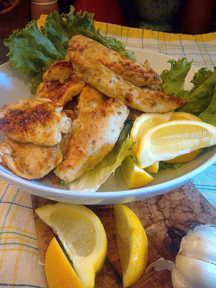 Soliloquy Of Food & Such: Chicken Souvlaki. Uses 1 pound of chicken ...